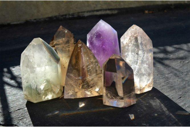سنگهای درمانی