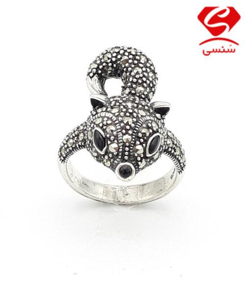 39 1 500x625 - دستبند نقره زنانه کد05