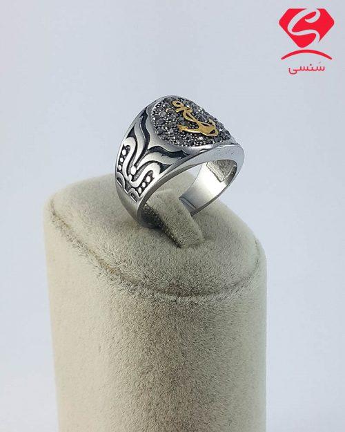 20 12 80 500x625 - انگشتر استیل مردانه کد01