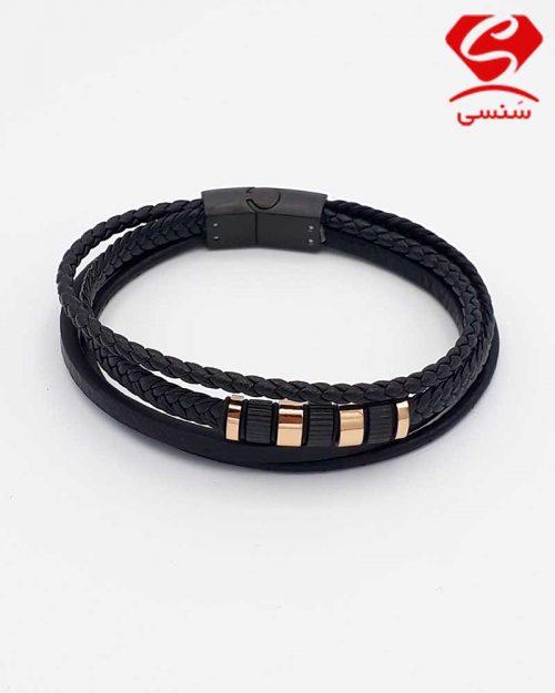A017 500x625 - دستبند چرم اسپرت کد013