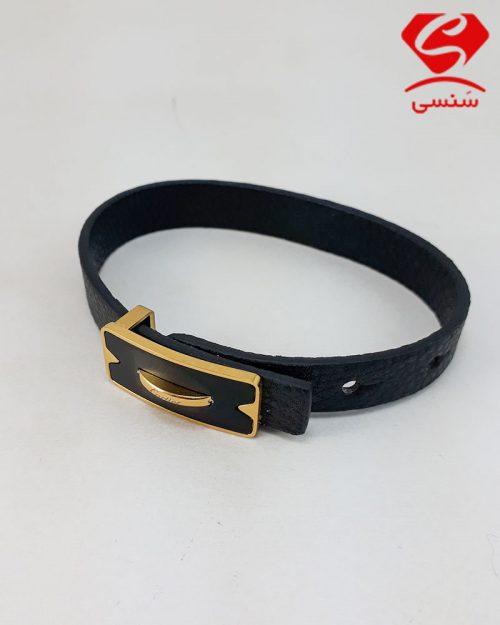 دستبند استیل مارکدار