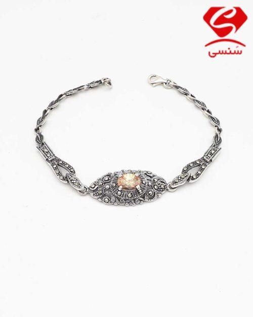 دستبند نقره زنانه با قیمت