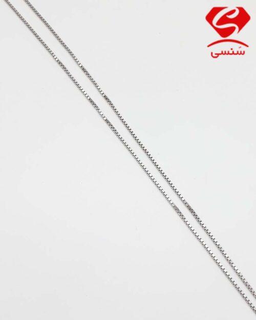 زنجیر نقره بلند