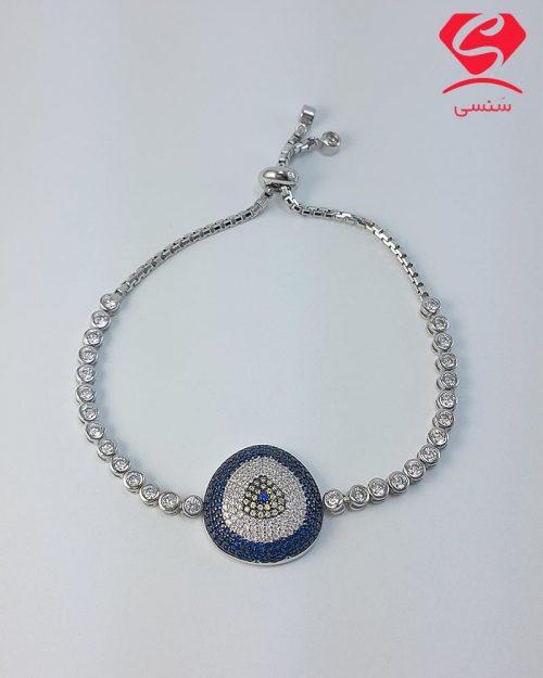 mordad13  39 500x625 - دستبند نقره کد67