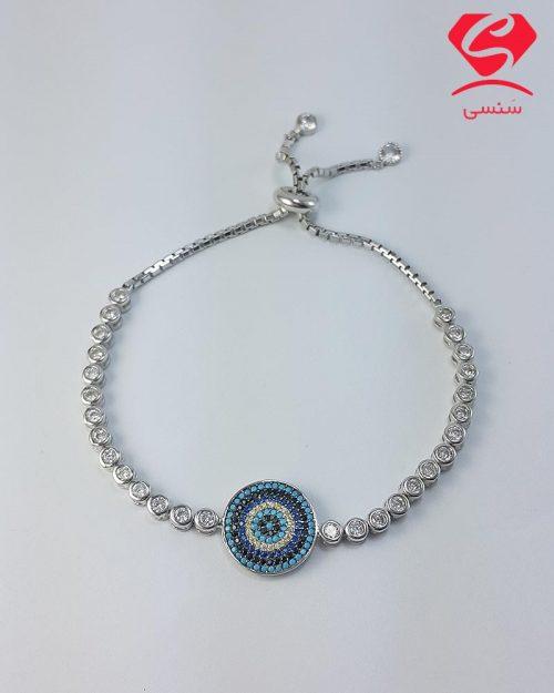 mordad13  40 500x625 - دستبند نقره کد68
