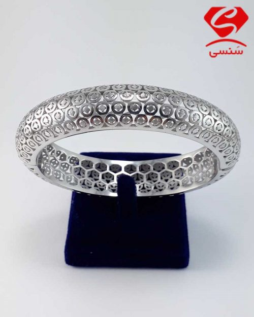 08 500x625 - دستبند نقره زنانه ایتالیایی