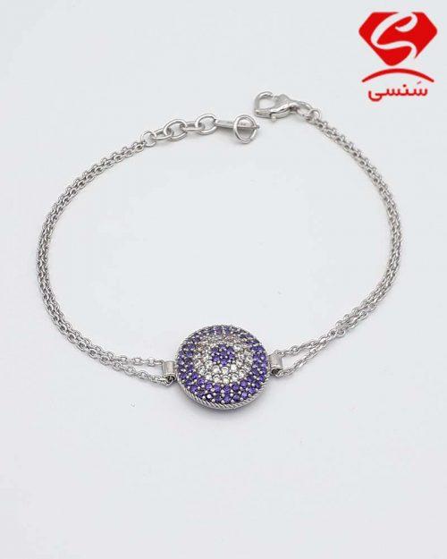 q021 500x625 - دستبند شیک دخترانه