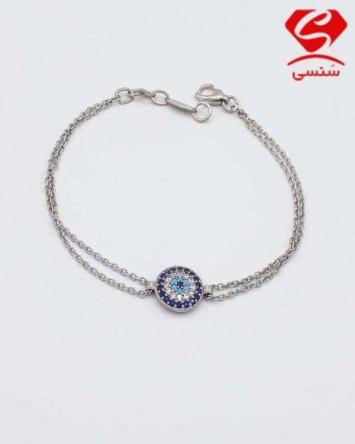 q023 500x625 - دستبند ظریف دخترانه