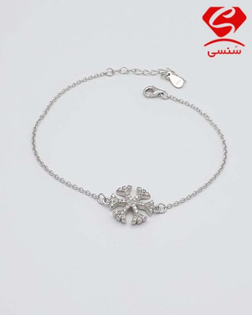 q35 500x625 - دستبند دونه برف ظریف