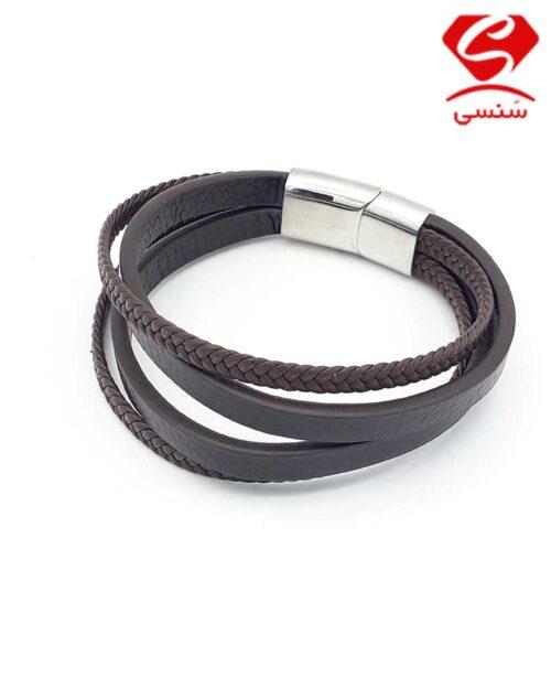 28 500x625 - دستبند استیل مردانه