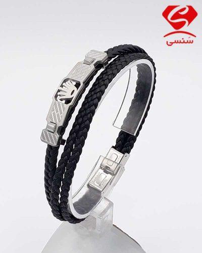 خرید دستبند استیل مردانه