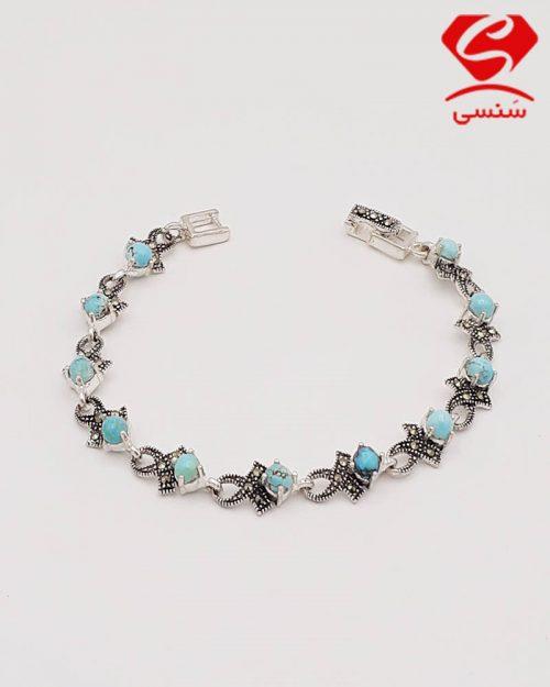 d04 500x625 - دستبند فیروزه