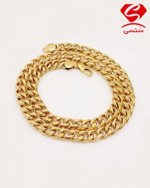 z04 2 500x625 - گردنبند طلایی استیل
