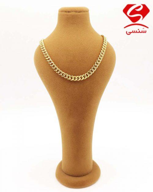 z3 1 500x625 - گردنبند استیل طلایی