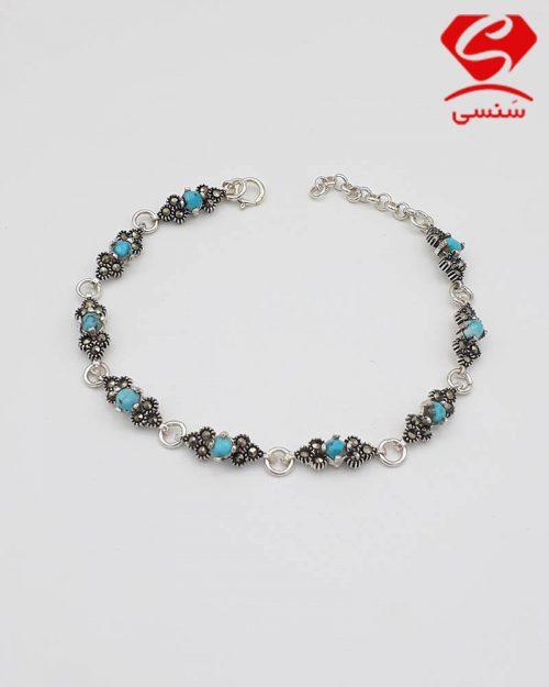 y19 500x625 - دستبند فیروزه زنانه