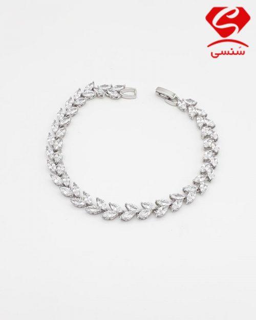 54 500x625 - دستبند گندمی سفید