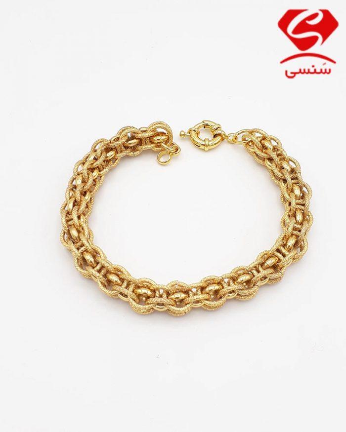 58 700x875 - دستبند مشابه طلا