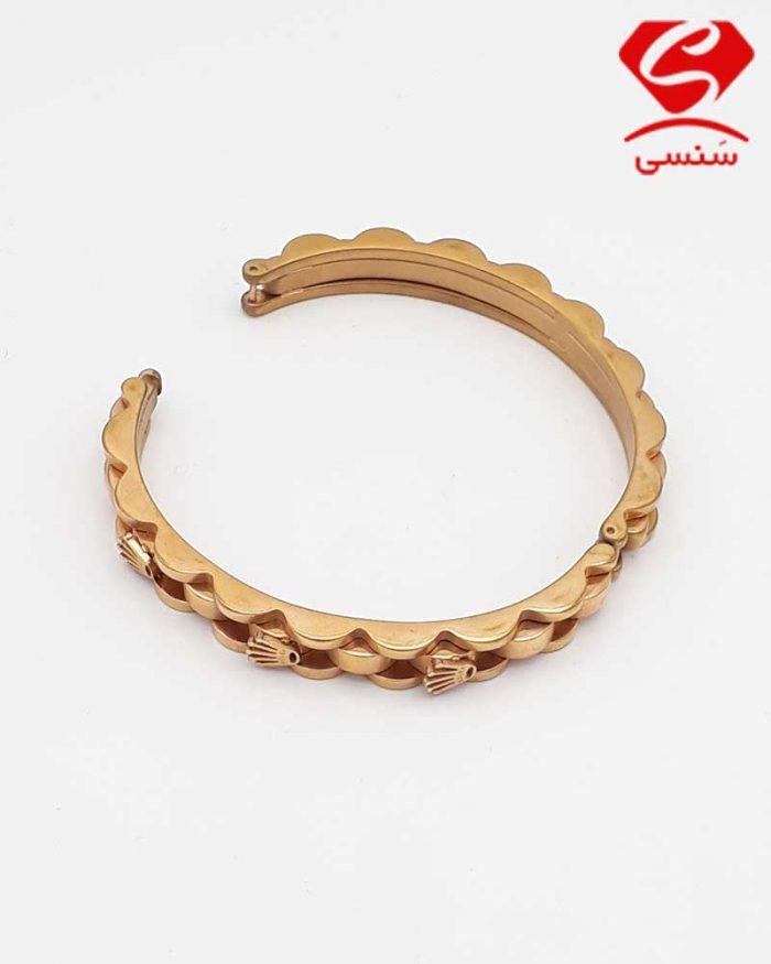 48 1 700x875 - دستبند رولکس رزگلد