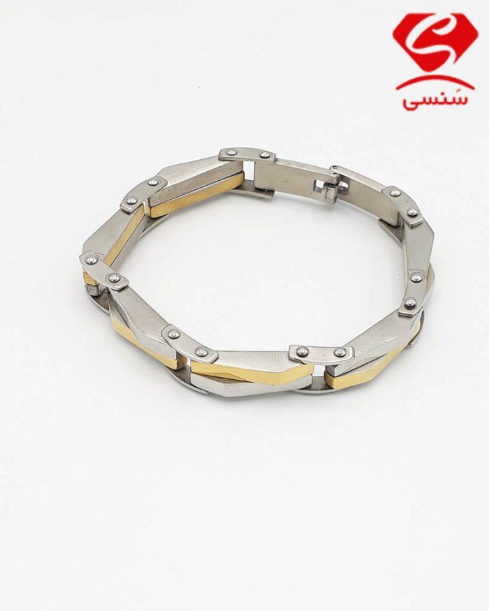 دستبند استیل مدل البرز
