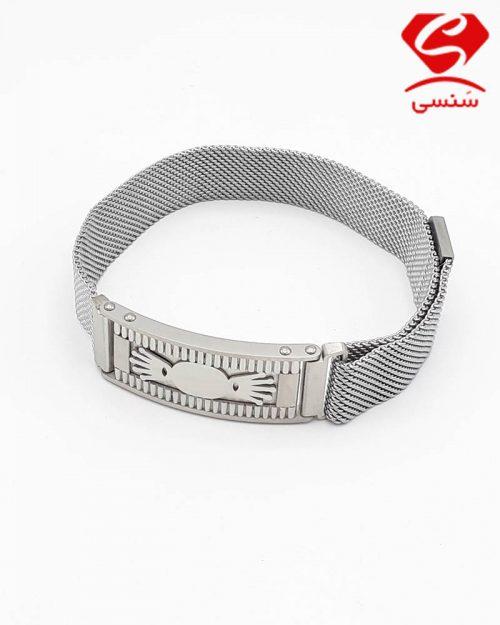 دستبند رولکس استیل