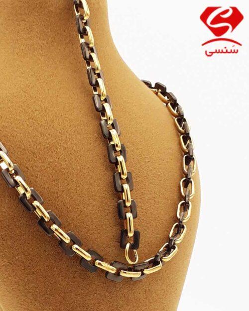 دستبند و زنجیر استیل